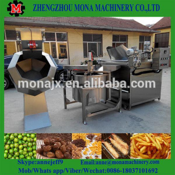 Factory Price Potato Chips Making Machine/French Fried Production Line