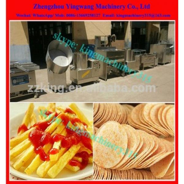 Hot Sale potato crisp making machine
