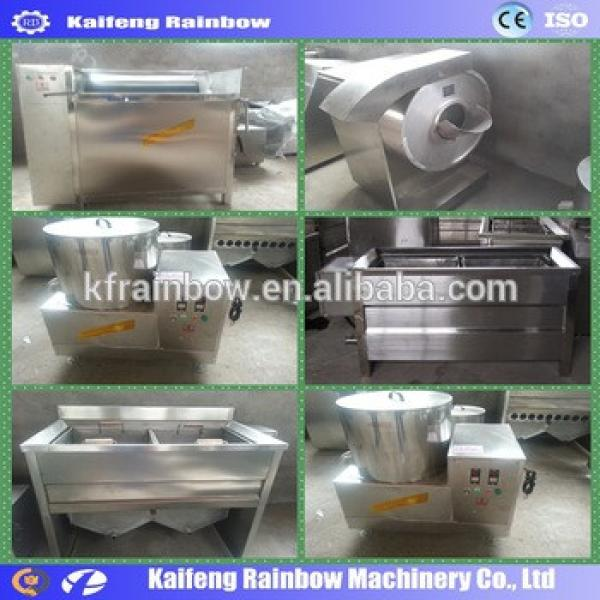 New Designed Fried Corn/Potato Chips Snack Food Making Machine/Processing Line With CE Certificate