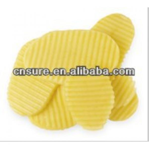 Small Scale Potato Crinkle Wavy Crisp Processing Line/French Fries Line/Crisps Making Machine