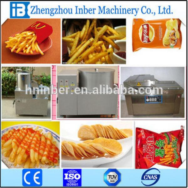 fresh potato chips blanching frying machine on sale 2015