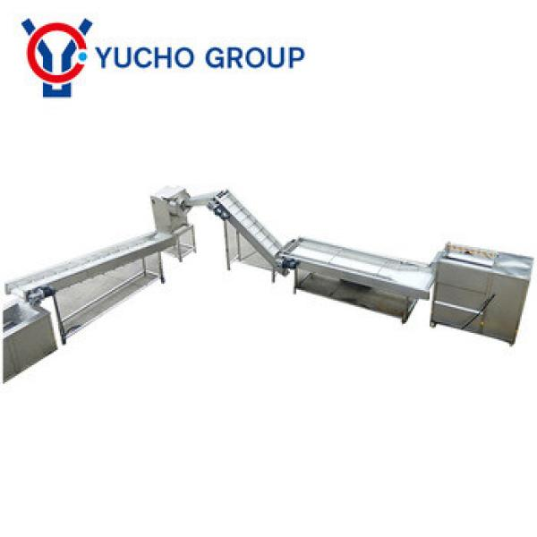 Quality products stainless steel potato chips making machine