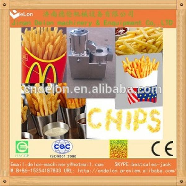 Quotation for Complete line potato chips making machine