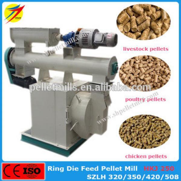 Hot sale animal feed pellet machine for Kenya