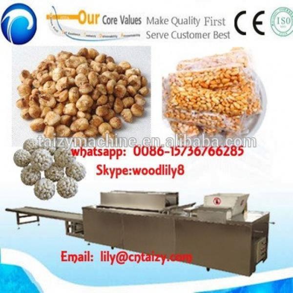 Popular Puffed Grain Snack Food Machine