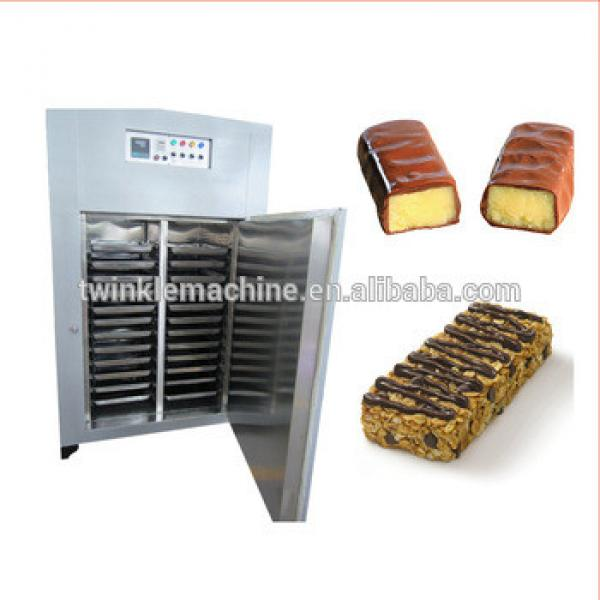 TK-BAF-300 GRANOLA CHOCOLATE BAR MACHINE