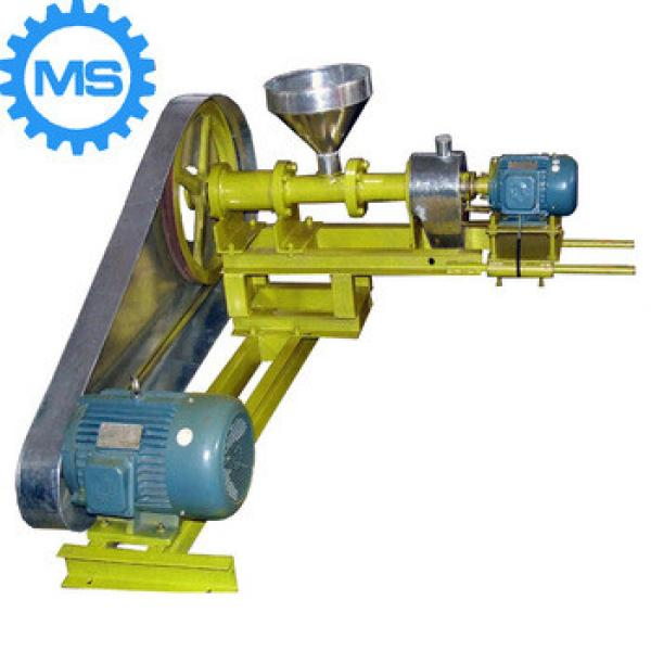 Factory supply fish feed pellet machine for animal feed products