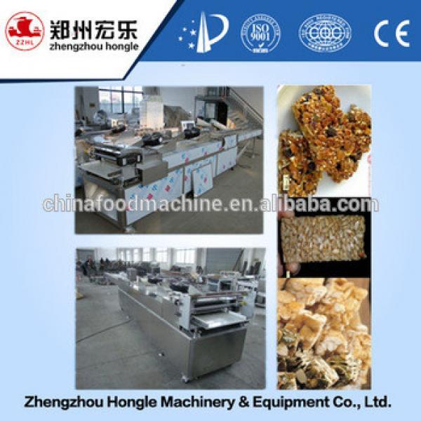 Fully Automatic Wholesale China Breakfast Produciton Machine/breakfast Cereal Bar Making Machine