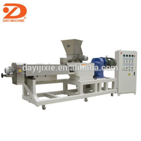 Dayi Automatic Breakfast Cereal Corn Flakes Food Extruder Machine