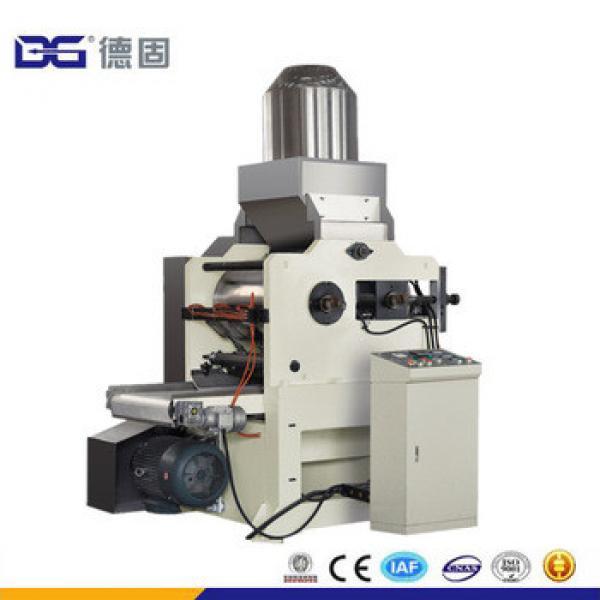 300-350kg/h Breakfast Cereals Corn Flakes Roller Pressing Laminating Machine Manufacturer