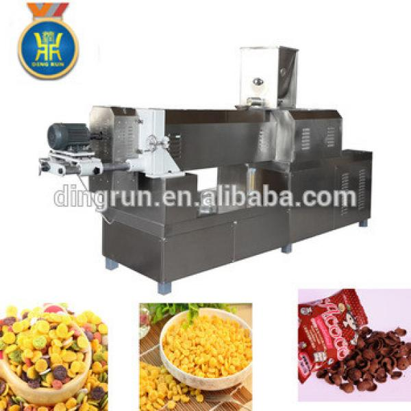 Automatic high technology breakfast cereals equipment