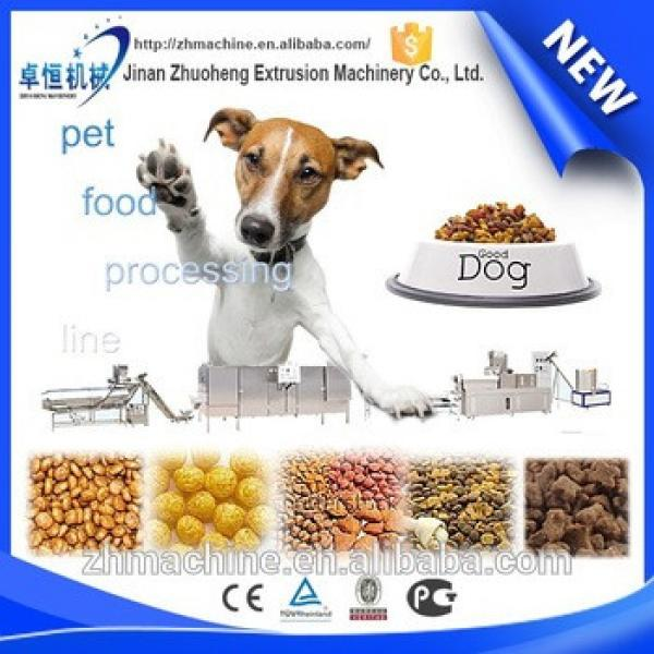 Popular Pet/fish Food Processing Line/machinery/plant