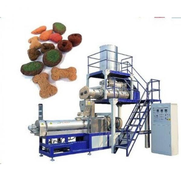 Fully Automatic Dog Food Pellet Making Machine