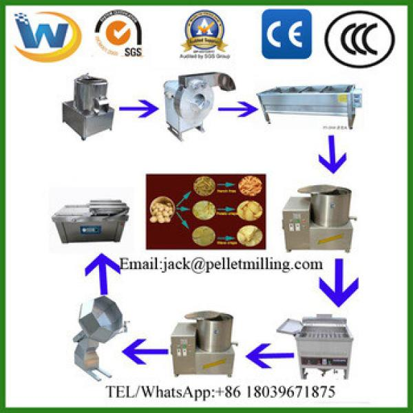 Professional Manufacturer Factory Price french fries machine for sale
