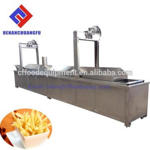 pringle potato finger chip making machine