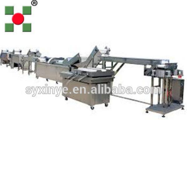 industrial potato chips making machine/potato chips machine/potato chips fryer machine
