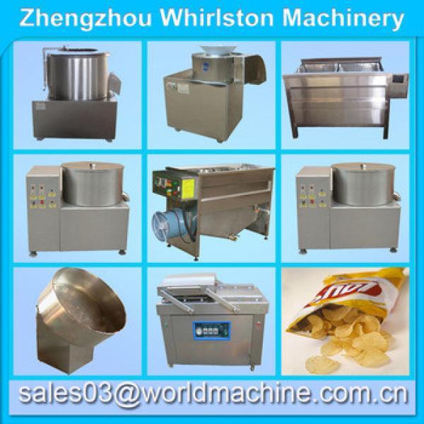 industrial tornado fries machine potato chip machine/potato crisp making machine