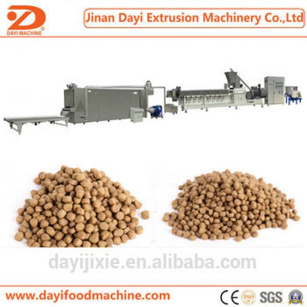 Dog daily food chewing gum treat process line from dayi machinery