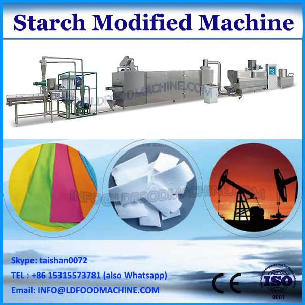 2015 Hot Sale Oil Drilling Modified Starch Extruder Machine With CE,Modified Starch Processing Line