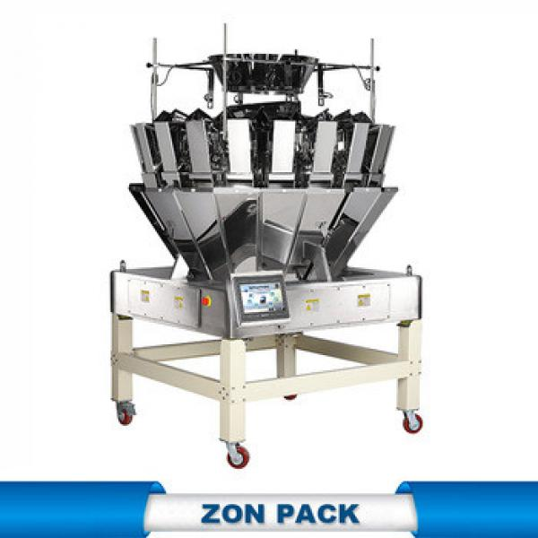 breakfast cereal cookie multihead weigher machine