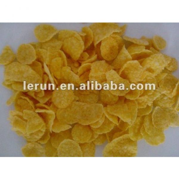 Automatic High capacity Corn flakes/Breakfast cereals Extruder