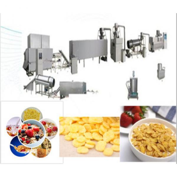 Hot Sale Crunchy Corn Flakes Machine Manufacturer