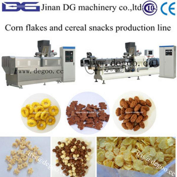 Fully automatic Kellogg's corn flakes baby cereal infante cereal making machines