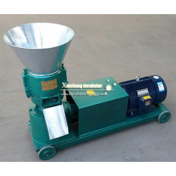 Animal feed pellet machine/Poultry feed pellet mill/1tons/h chicken feed making machine