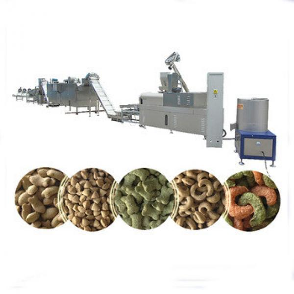 dry dog food processing machine