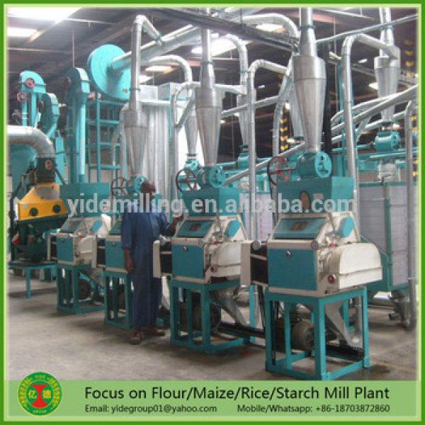 Animal feed powder mill/corn flour animal feed machine