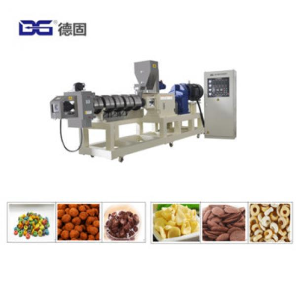 Puff Cocoa Ball Making Machine Production Line