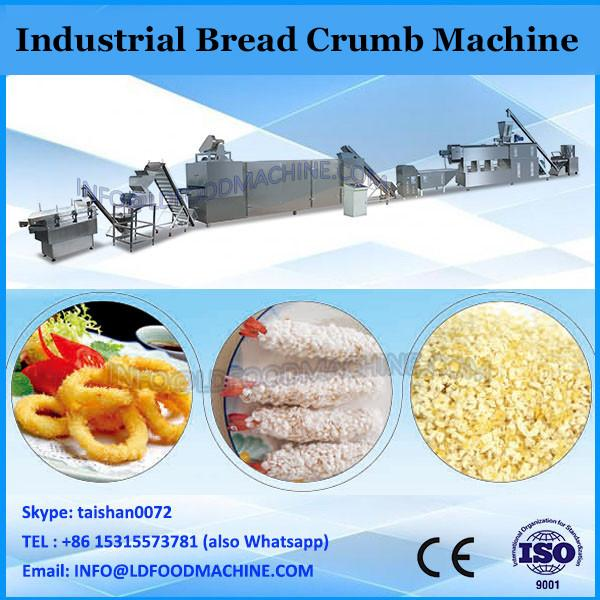 High output customized panko bread crumbs making machine