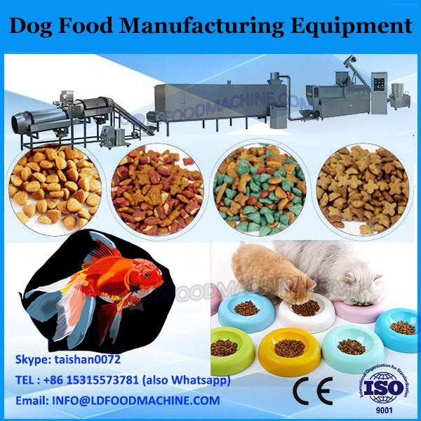Animal feed extruder machine pet food manufacturing equipment