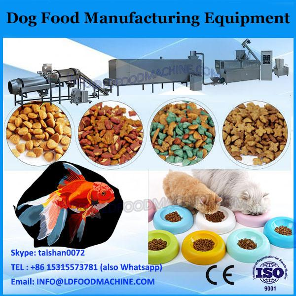 automatic fodder production equipment dog food machine manufacturer