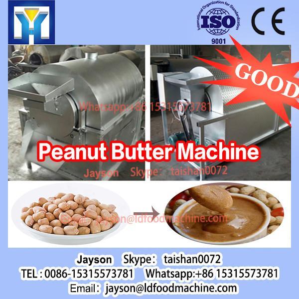 Industrial peanut butter making machine