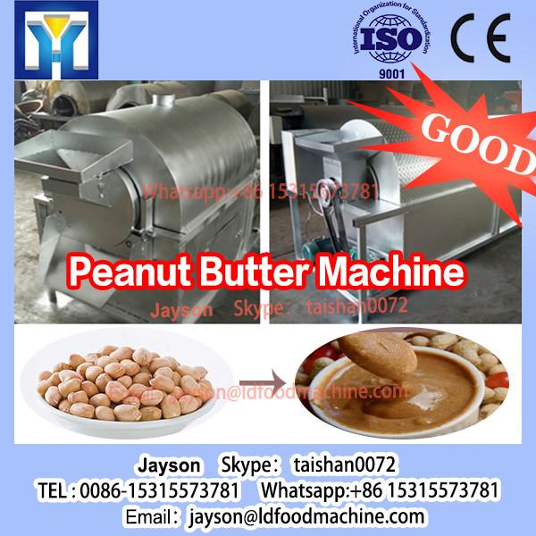peanut butter making machine with compact structure