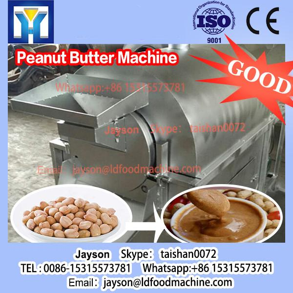 High quality 60-80kg/h small scale peanut butter making machines