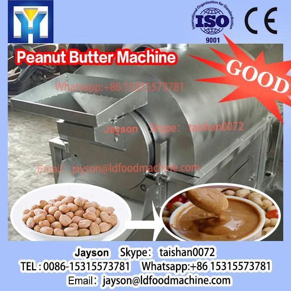 Industrial peanut butter grinder machine