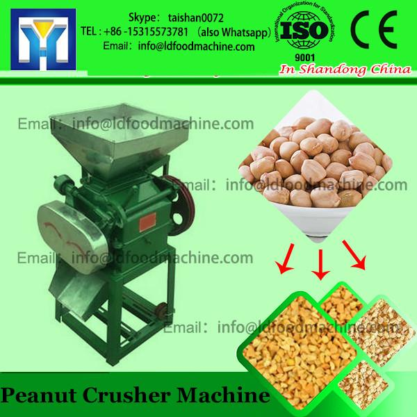 Low noise maize crusher machine with high productivity
