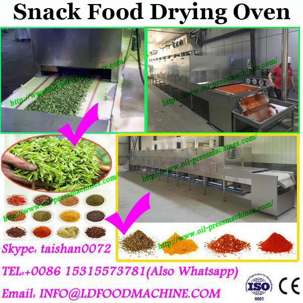 professional hot air circulation textile drying oven in baking oven