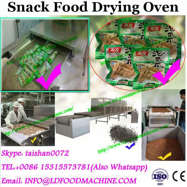 Industrial hot air circulation green bean drying oven machine