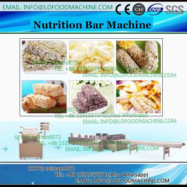 Nutritional Chewy Puffed Grain Oat Cereal Bar Making Machine
