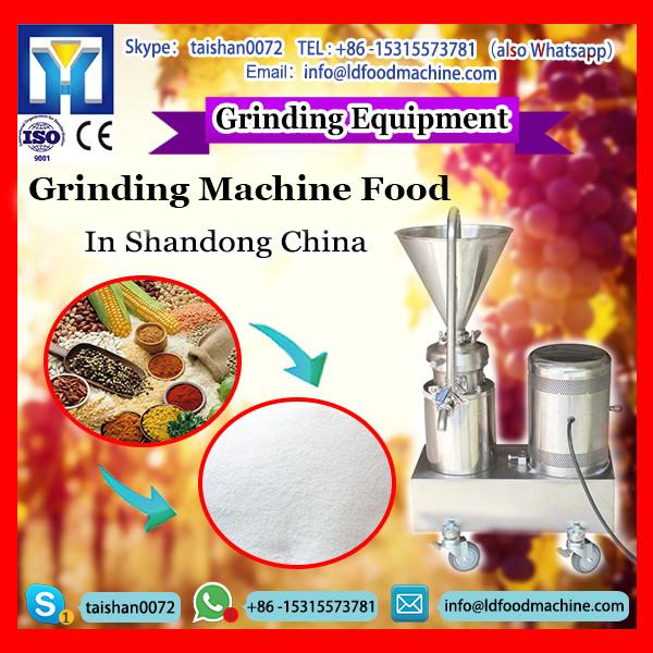 High effect grinding machine for food stuff with CE mark