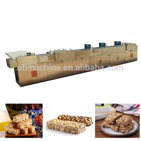granola bar making machine/production line cereal bar cutting machine