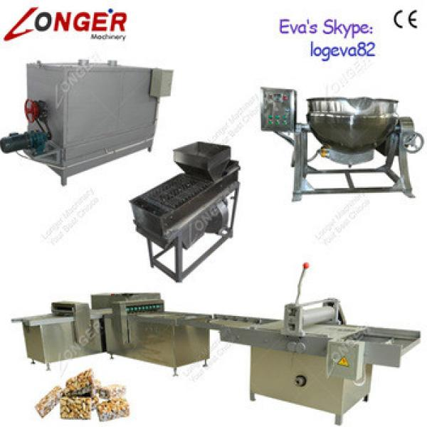 Industrial Granola Bar Making Machine/Muesli Bar Cutting Machine