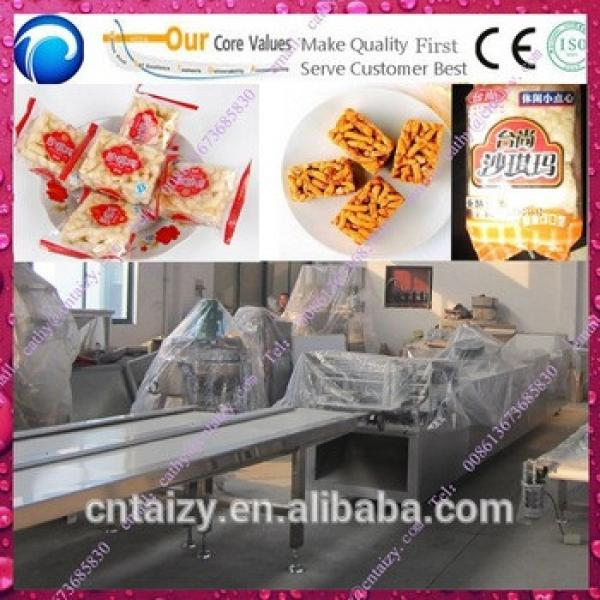 Factory price granola bars cutting making machine line