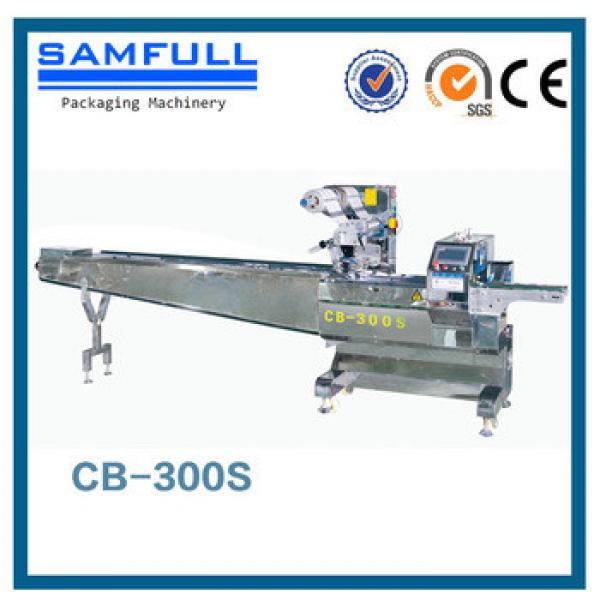 Automatic granola bar packing machine