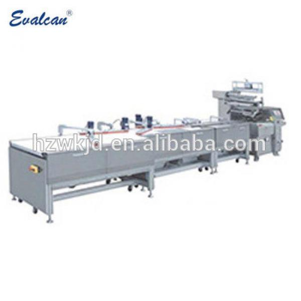 Automatic high speed granola bar packing machine