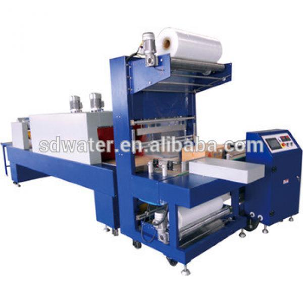 Full Automatic Membrane Shrink Wrapping Packaging Machine/Plant