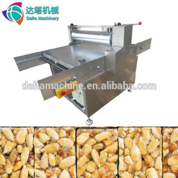 Muesli bar forming/Granola nut bar maker processing equipment/nut brittle